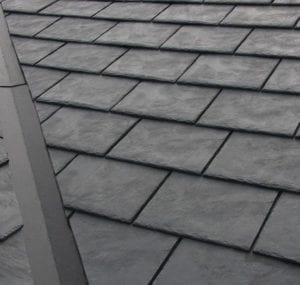 Rubber Slate Roofs